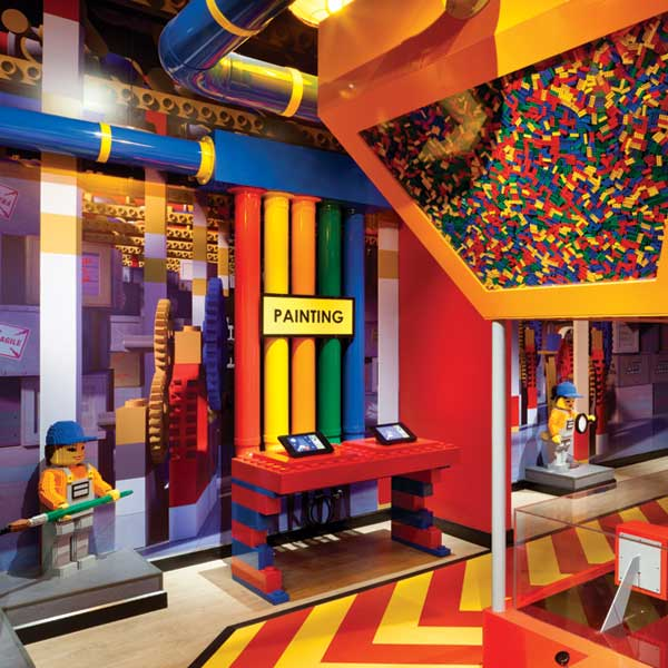Legoland Discovery Center Atlanta (+ video)