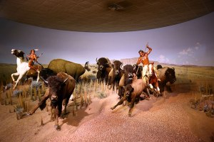 milwaukee-public-museum-bison-hunt