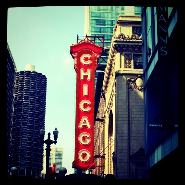 Chicago 'My Kind of Town'