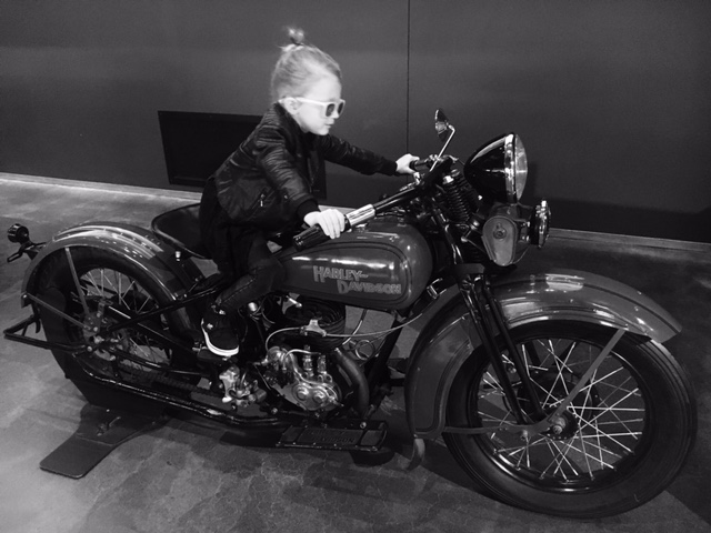 'Harley Davidson Museum'
