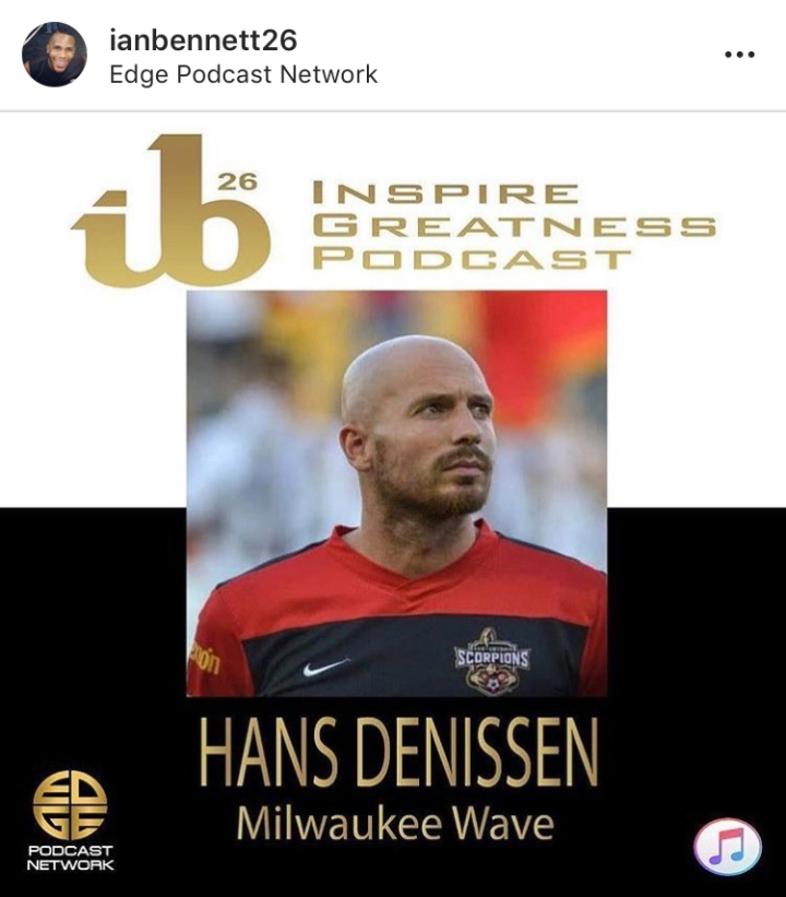 Hans Denissen Podcast